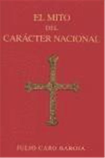 MITO DEL CARACTER NACIONAL