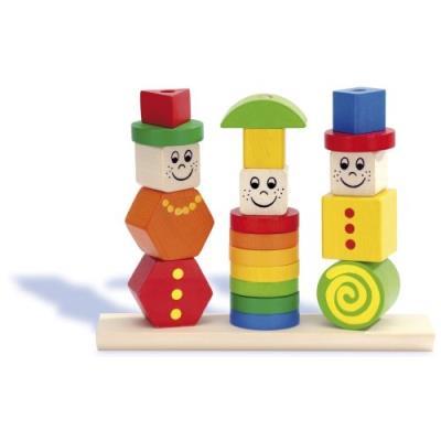 Steck Puzzle Figuren