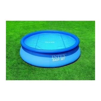bache a bulles diametre 2m44 intex 29020 jeu piscine gonflable achat prix fnac. Black Bedroom Furniture Sets. Home Design Ideas