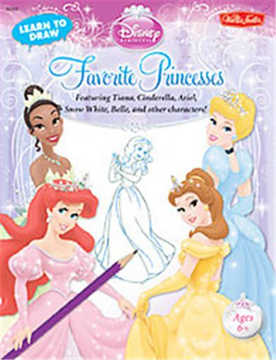 Learn to Draw Disney, Learn to Draw