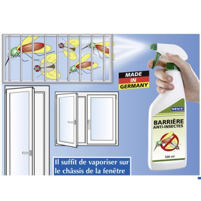 Répulsif anti-insectes - 500 mL