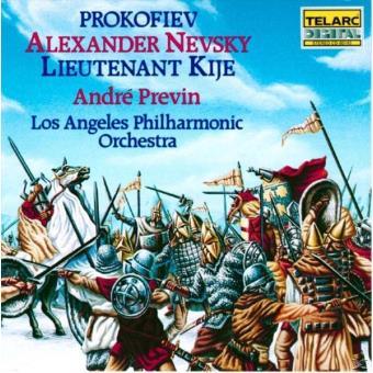 Prokofiev: Lieutenant Kijé Suite & Alexander Nevsky - CD