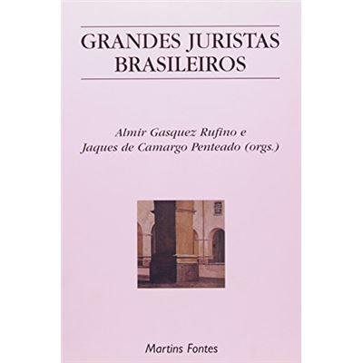 Grandes Juristas Brasileiros, Colecao Justica E Direito