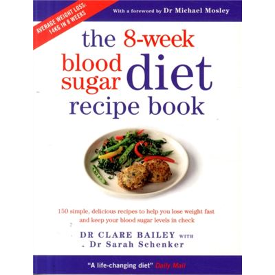 8 Week Blood Sugar Diet Recipe Book