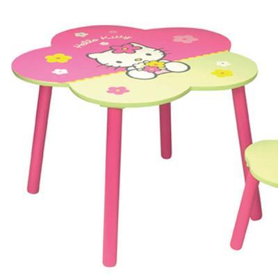 FUN HOUSE - 711164 - Table fleur hello kitty