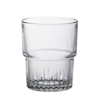 Duralex boîte 6 gobelets empilable 16 cl transparent 1013a b06