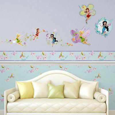 Sticker Mural Fairies