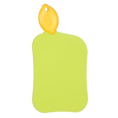Premier housewares 1207911 planche à découper elégance en polypropylène et poignée à forme de citron vert lime