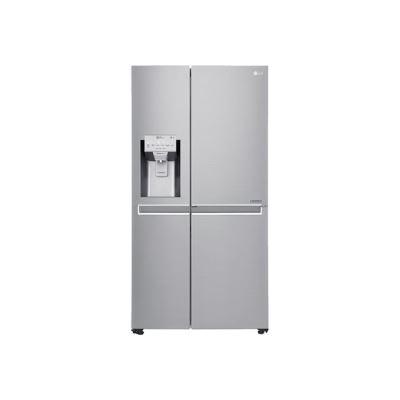 LG GSS6676SC - réfrigérateur/congélateur - côte-à-côte - pose libre - INOX PRO