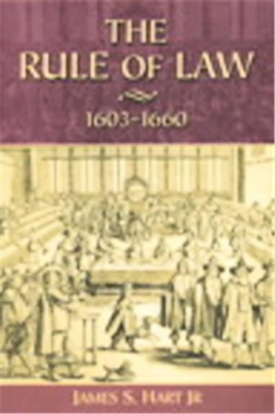The Rule of Law 1603-1660