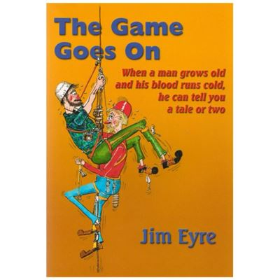 The Game Goes on - [Livre en VO]