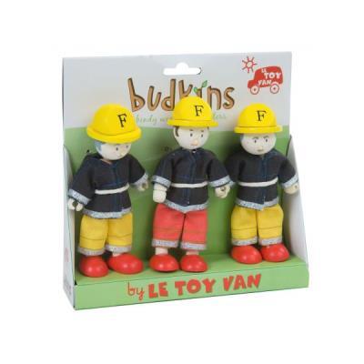 LE TOY VAN - Pompiers