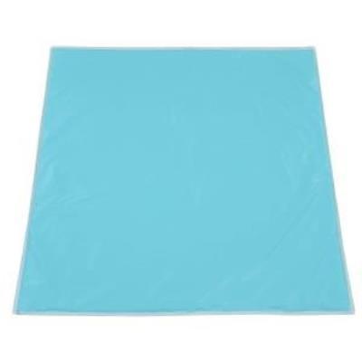 Tapis de parc bébé rectangulaire Turquoise Bambisol