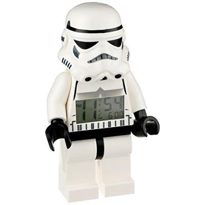 Lego star wars stormtrooper figurine réveil digital - 9002137
