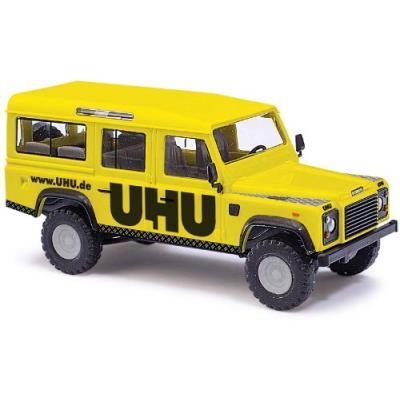 Busch voitures - buv50306 - modélisme - land rover defender - uhu