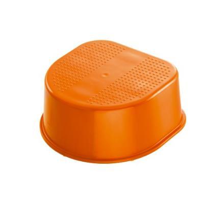 Rotho babydesign marche-pied - mandarine nacré