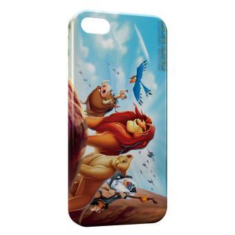 coque iphone 8 le roi lion