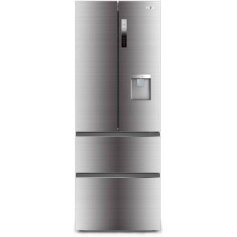 Réfrigérateur Multiportes Haier BFECMJW SILVER Achat Prix - Refrigerateur multi portes