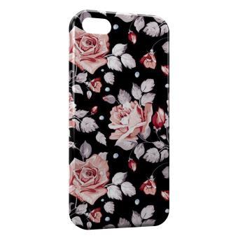 Coque iPhone 6 Plus Fleurs Flowers Design 5
