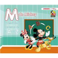M de mickey-descubre las letras de