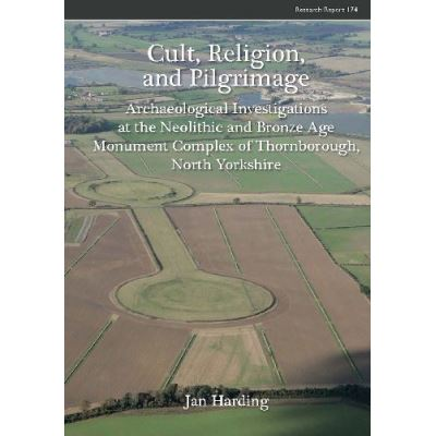 Cult, Religion, and Pilgrimage (CBA Research Reports) - [Livre en VO]