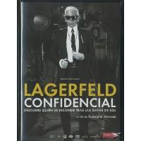 Lagerfeld Confidencial - DVD