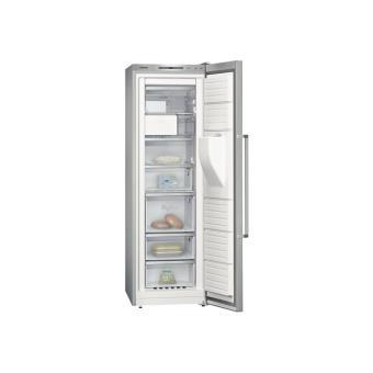 Siemens premium gs36dpi20 cong lateur cong lateur armoire pose libre inox achat prix - Congelateur armoire inox ...