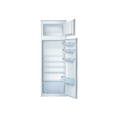 Bosch KID28V20FF - réfrigérateur/congélateur - congélateur haut - intégrable
