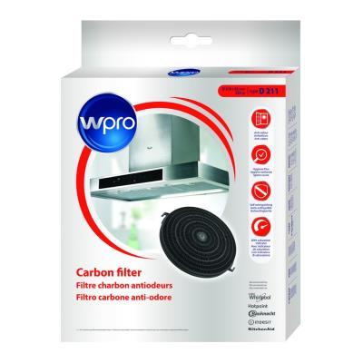Filtre de hotte anti odeurs Wpro CHFD211/1