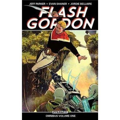 Flash Gordon Omnibus (Flash Gordon Omnibus Tp) (Paperback)