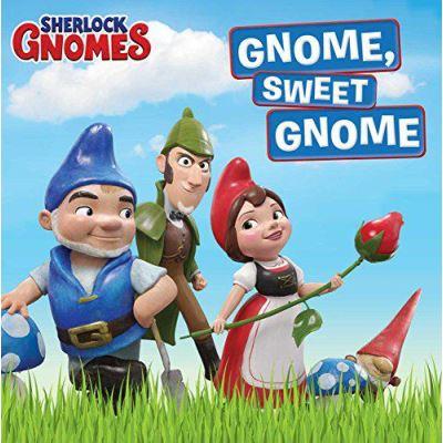 Gnome, Sweet Gnome (Sherlock Gnomes) - [Version Originale]