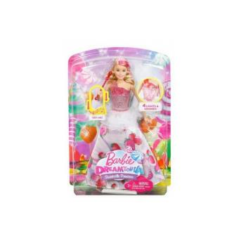 Barbie Dreamtopia Sweetville Prinses pop DYX28