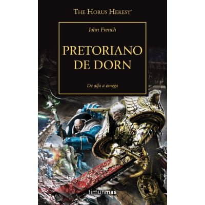Pretoriano De Dorn - [Livre en VO]