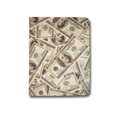 Housse portefeuille samsung galaxy tab a 2016 10.1 money dollar vrac b