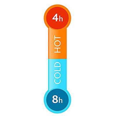 Bleu Isotherme Emsa Mug Ml Travel 360 80nPvmNywO
