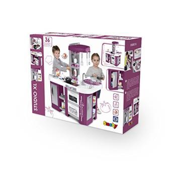 smoby - 024129 - jeu d'imitation - tefal cuisine studio xl - achat