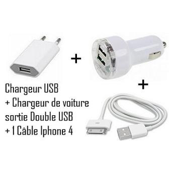 chargeur pour iphone 3g
