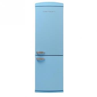 continental edison cefc318blv rfrigrateur achat prix soldes fnac - Frigo Bleu