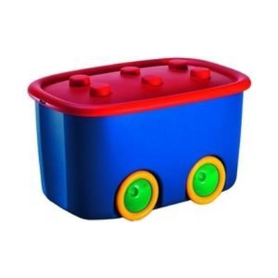 Smartboxpro ? funny boîte de rangement box ? l, 46 l (multicolore) 244140101