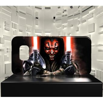 Coque Samsung Galaxy S6 EDGE FIF Star Wars Dark Maul 18
