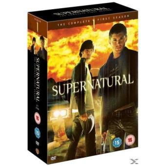 SUPERNATURAL SEASON 1 (6DVD) (IMP)