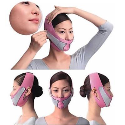 Demis-masque puissant amincissant pour visage