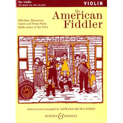 Huws jones <strong>american</strong> fiddler violon solo