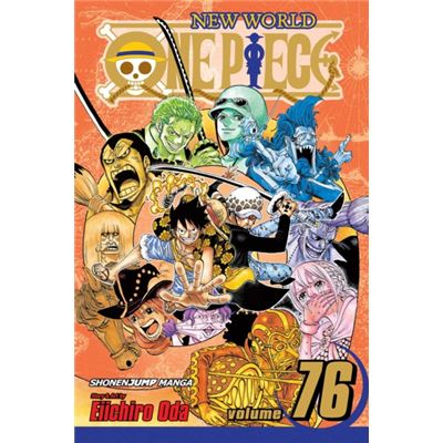One Piece Volume 76 (Paperback)