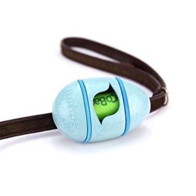 BecoPoket Distributeur de sachets écologique Bleu