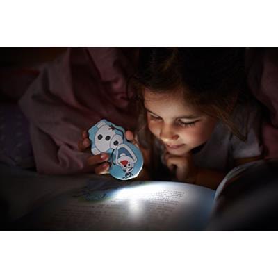 Neiges Disney Torche Lampe Philips Des Olaf Reine DHIYWE29