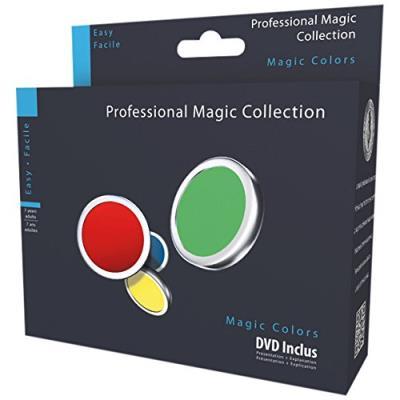 Oid magic - 517 - kit de magie - magic color avec dvd