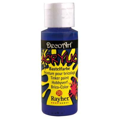 Peinture acrylique - Bleu royal - 59 ml
