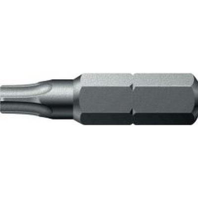 Embout semi-dur, pour vis TORX® 1/4'', 25 mm de long, Dimensions : T 20