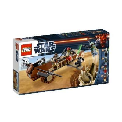 LEGO STAR WARS TM - 9496 - JEU DE CONSTRUCTION - DÉSERT SKIFF TM